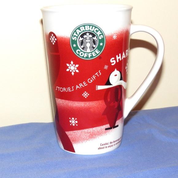 Starbucks 2010 Christmas Coffee Mug